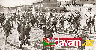 Bakı yürüşü - 1918-ci il /TARİX