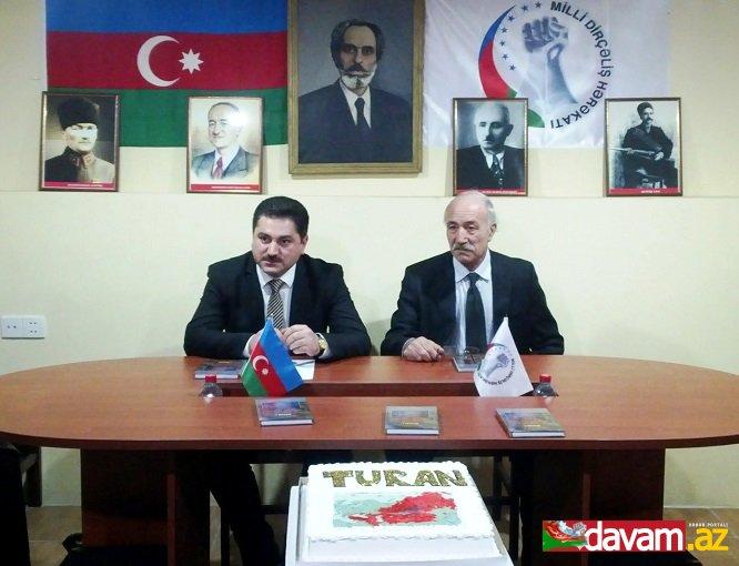 """""""Qədim Turan Eposu"""" kitabının təqdimatı oldu (video)"""