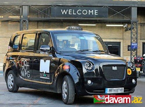 Elektrik taksilər dövrü başlanır