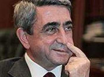 """Sarkisyan: """"Azərbaycan Minsk qrupunu saymır"""""""