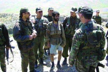 2400 PKK-çı təslim olub