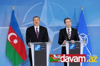 Prezident İlham Əliyev: Azərbaycan NATO ilə əməkdaşlığı genişləndirmək məqsədilə yeni təklifləri müzakirə etməyə hazırdı (FOTO)