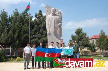 MDHP Gənclər Təşkilatının rəhbərliyi 28 May Respublika gününü qeyd edib.