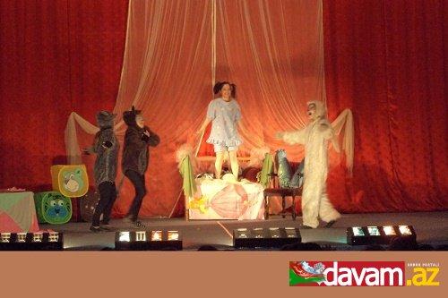 """Günay"" teatr studiyası  özünün 11-ci teatr mövsümünü uğurla başa vurdu."