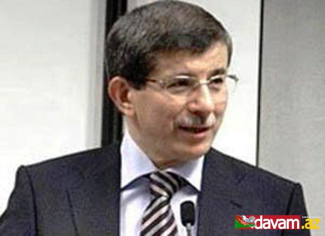 Əhməd Davudoğlu: Azərbaycanla Türkiyə Cənubi Qafqazı Balkan ölkələri ilə birləşdirəcək enerji dəhlizi yaradır