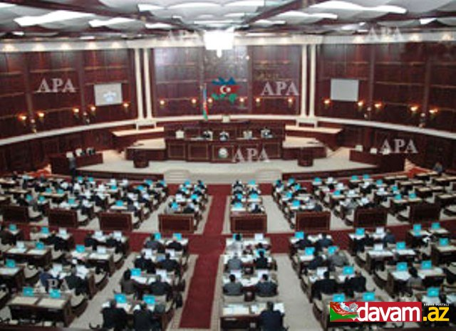 Milli Məclisin payız sessiyasının ilk iclası başlayıb