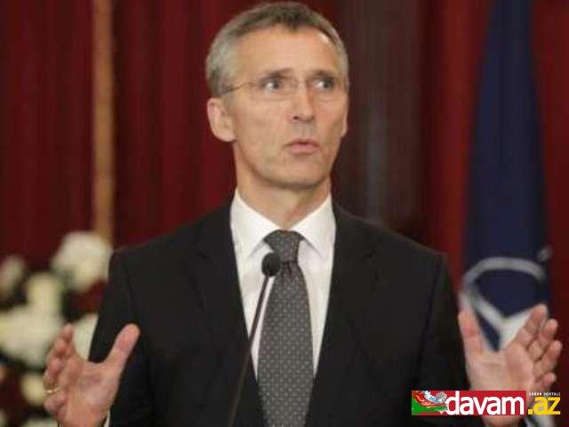 NATO-nun baş katibi: Bütün dünya bu üç ölkəni qorumalıdır