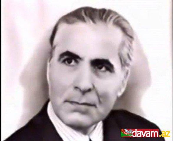 Bakıda Əli Tudənin 90 illik yubileyinə həsr edilmiş təntənəli mərasim keçiriləcək