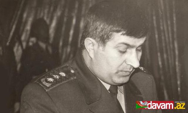 Azərbaycan müdafiə nazirinin keçmiş müavini həbs edilib