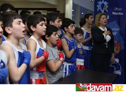 Avropa oyunları qabağı Bakıda möhtəşəm yarış keçirildi
