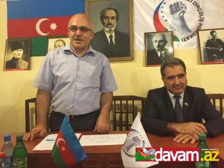 TEBRİK - Bu gün Milli Dirçəliş Hərəkatı Partiyası Ali Məclisinin sədri, tanınmış siyasətçi Tahir Seyidovun doğum günüdür.