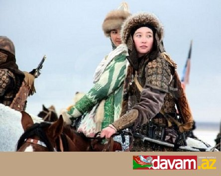 Kazak Hanlığı'nı anlatan filme 50 milyon dolar bütçe ayrıldı.