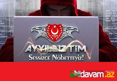 `Azərbaycanlı hakerlərlə əlaqəmiz var` - ÖZƏL MÜSAHİBƏ