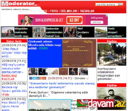 """Fərəc Quliyev: """"Düşmənə xəbərdarlıq edib deməliyik ki..."""""""