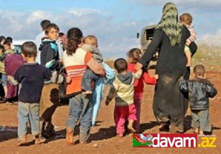 Mosulu tərk edən sakinlər İŞİD tərəfindən güllələnir