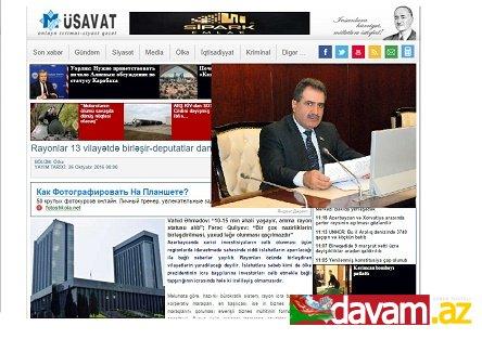Rayonlar 13 vilayətdə birləşir-deputatlar danışır