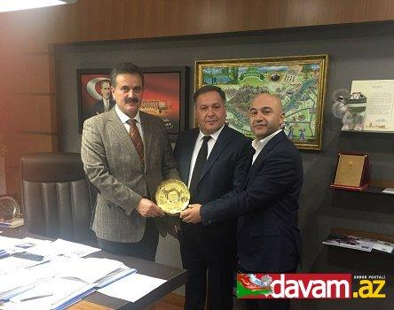 Beynəlxalq Diaspor Mərkəzinin (BDM) sədri İsmayıl Ağayev Türkiyədə səfərdədir.
