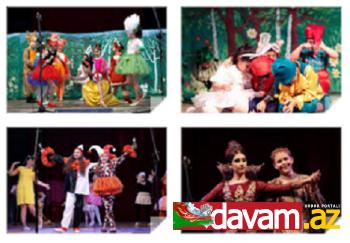 Teatrın direktoru İntiqam Soltan tərəfindən studiyanın üzvlərinə fəxri fərmanlar təqdim olunub.