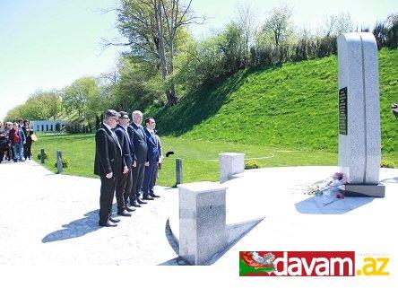 QHT-lər Qubaya səfər edərək 31 Mart Azərbaycanlıların soyqırımının 100 illiyi ilə bağlı bəyanat qəbul edib