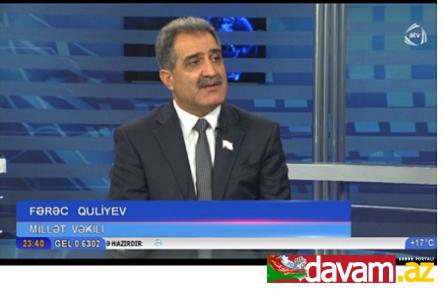 Fərəc Quliyev Gürcüstandakı soydaşlarımızın siyasi passivliyinin səbəblərini açıqlayıb (video)