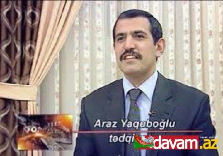 """Araz Yaquboğlu: """"Aşıq Alı ilə şair Məmmədhüseyn Ağ Aşığın yanına gedər, şeirlərini oxuyar, bir-birlərinin yaradıcılığı barədə fikir söyləyərdilər"""""""