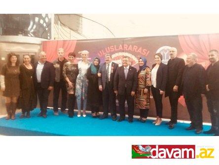 Bakı Şəhər Mədəniyyət Baş İdarəsinin Bakı Uşaq Teatrı Beynəlxalq festivala iki tamaşa ilə gedib.
