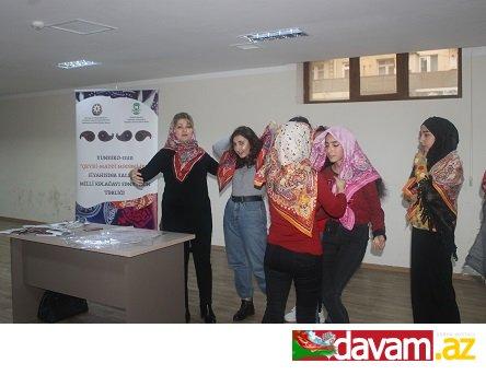 Kəlağayı – Azərbaycan ipəyinin dürdanəsi!
