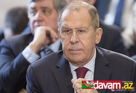 Sergey Lavrov Xəzər Konvensiyasının əsas nailiyyətindən danışıb