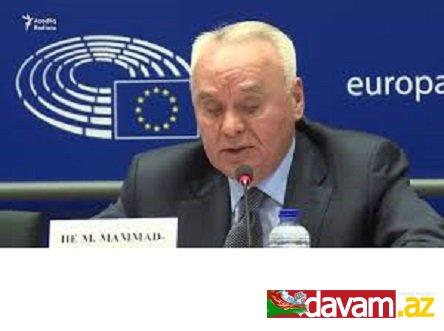 Mahmud Məmməd-Quliyev: Azərbaycan ilə Avropa İttifaqı arasında tərəfdaşlıq sazişi martadək imzalana bilər