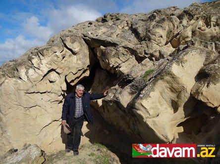 Abşeronda yeni arxeoloji kəşf: Balaxanı Qırməki paleolit düşərgəsi