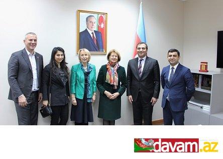 Azərbaycan və Böyük Britaniya arasında turizm əlaqələri inkişaf edir