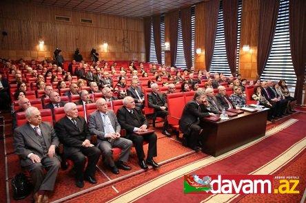 Azərbaycanın görkəmli alimlərinin adına mükafatlar təsis edilib