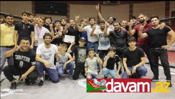Bozqurd döyüş klubunun beş idmançısı Azərbaycan çempionatında 2 birinci yeri qazandı.