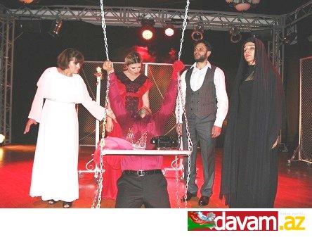 YUĞ Teatrı yeni mövsümə premyera ilə başlayıb