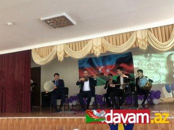 Fərəc Quliyev Milli Musiqi Günü tədbirində iştirak edib (fotolar)