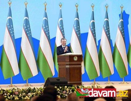 Prezident Shavkat Mirziyoyevning oʻzbek tiliga davlat tili maqomi berilganining marosimdagi nutqi