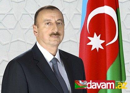 Prezident İlham Əliyev Dövlət Bayrağı Günü münasibətilə video paylaşıb
