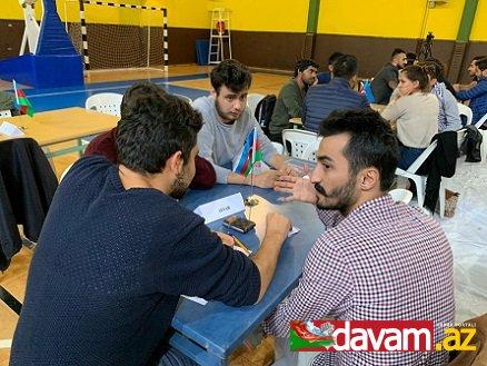 """Azərbaycan Gənclər Fondunun dəstəyi ilə İstanbulda """"İstiqlal"""" beynəlxalq bilik yarışının açılışı olub"""