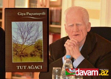 Gürcü şairi Azərbaycan bayrağına şeir həsr edib