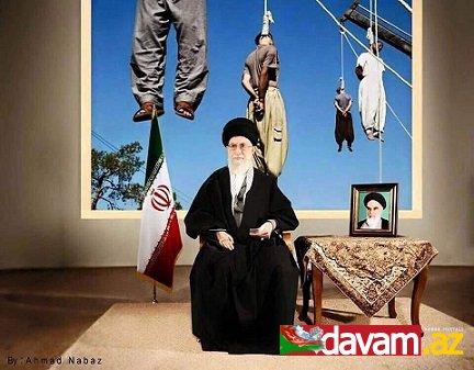 İran adlanan ölkədə işgəncə və cəza üsulları