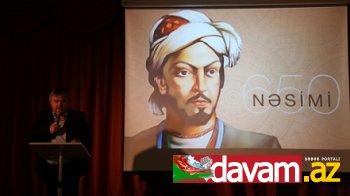 Latviyada İmadəddin Nəsiminin 650 illiyinə həsr edilmiş tədbir keçirilib