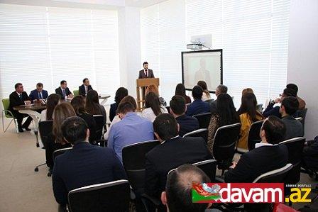 Bakıda gənclər təşkilatlarının və könüllü hərəkatlarının iştirakı ilə görüş keçirilib