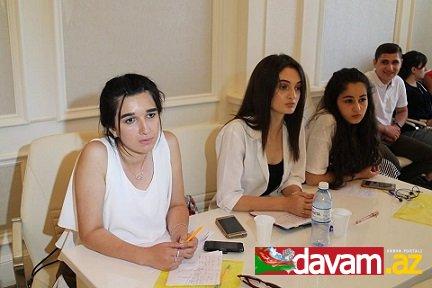 Ombudsmanın Cəlilabad Regional Mərkəzi gənclərlə müzakirə keçirdi