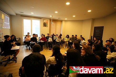 """""""Diplomatiya: Müasir trendlər"""" layihəsinə start verilib"""