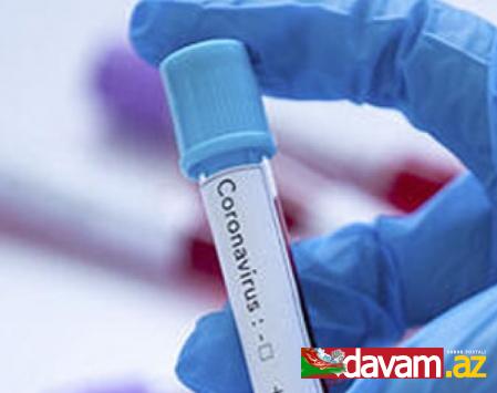 Ötən gün ərzində Rusiyada 582 nəfər koronavirus infeksiyasına yoluxub