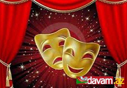 27 mart - Beynəlxalq Teatr Günüdür