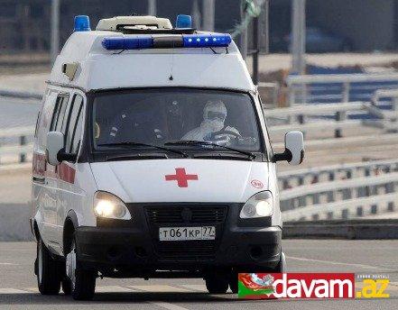 Rusiyada koronavirus infeksiyasına yoluxanların sayı 2337 nəfərə çatıb
