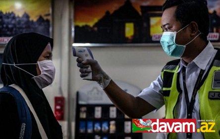 İndoneziya Prezidenti yeni koronavirusa görə ölkədə fövqəladə vəziyyət elan edib