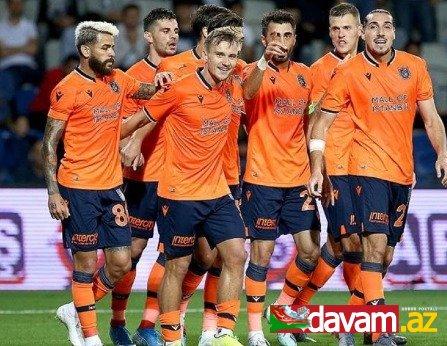 """UEFA Türkiyənin """"Başakşəhər"""" klubunu cərimələyib"""