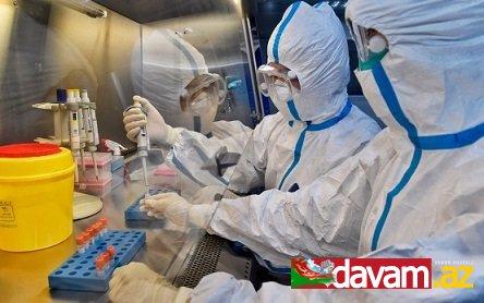 Ukraynada koronavirusa yoluxanların sayı 804 nəfərə çatıb, 20 nəfər həyatını itirib